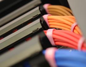 丰富的多彩网络线