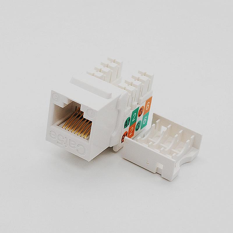 超五类非屏蔽信息模块/3013A-EO8F-C5eABL