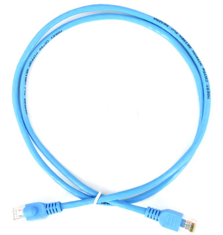 超五类非屏蔽跳线/NSEDT-MP4D-L 颜色-568B DB