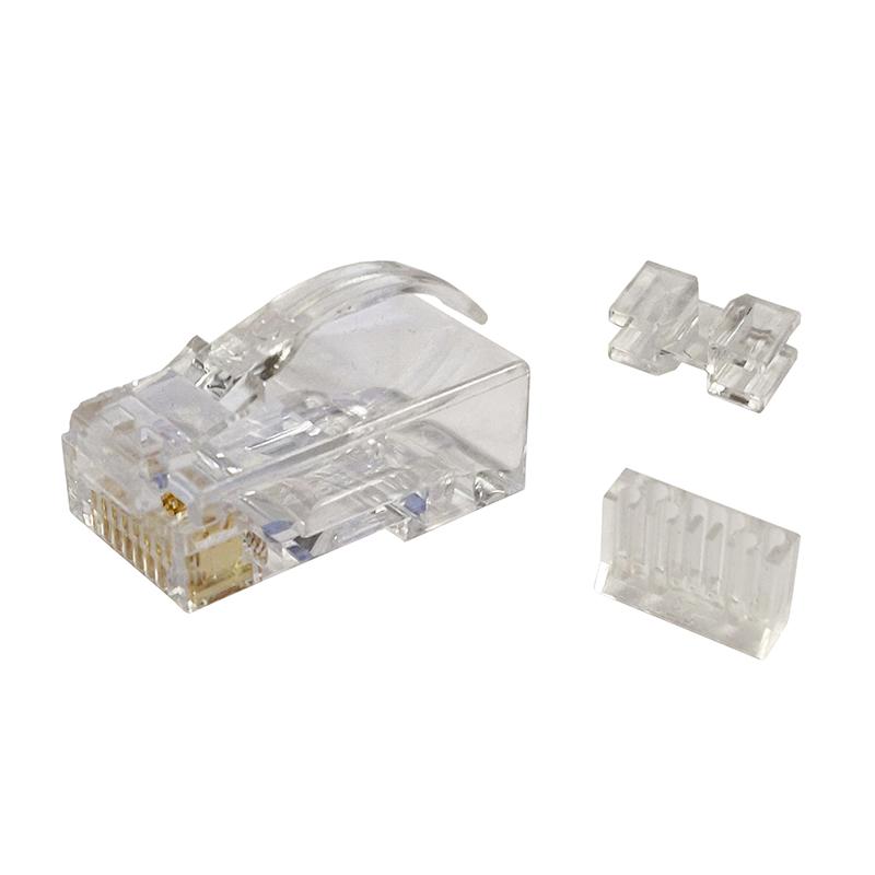 专利型六类非屏蔽水晶头/PC6Q6RJ10E-93NEA
